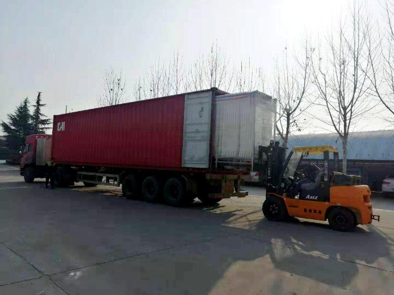 巴基斯坦一体化MBR膜污水过滤系统发货 巴基斯坦一体化MBR膜污水过滤系统发货