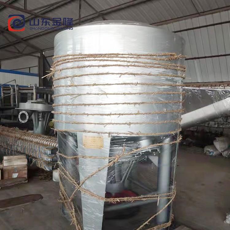 造纸制浆设备—不锈钢高浓碎浆机、推进器发货